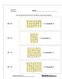 division remainders