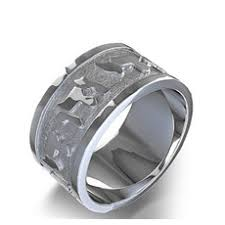 I Am My Beloved S And My Beloved Is Mine Ring Jewish Rings Jewish Rings For Sale