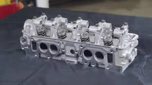 mitsubishi 4g64 forklift engine head youtube