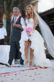 wedding dress high low wedding dresses lace high low wedding