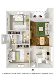 Adobe Floor Plans by Apartments In Tallahassee Seminole Grand Aptsintally Com