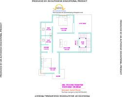 house plan and elevation 2377 sq ft home appliance
