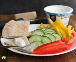 healthy snack ideas for the workweek