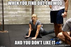 Gym Rest Day Meme - crossfit south brooklyn workout of the day rest day