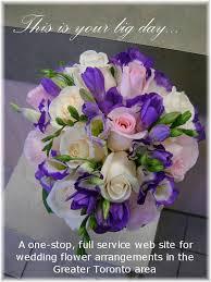 wedding flowers toronto toronto wedding florist wedding flower arrangements for the