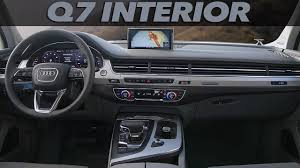 all audi q7 all audi q7 interior design