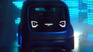 volkswagen announces the concept car