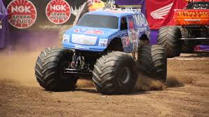 monster jam driver talks nj turnpike