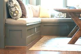 Corner Storage Bench Seat Plans by An Error Occurred Kitchen Storage Bench Diy Built In Storage Bench