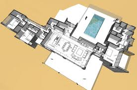 Modern Hill House Designs Hill Country Courtyard Stunner 36377tx 1st Floor Master Suite 17