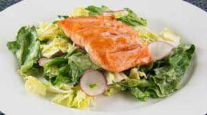 napa salad napa salad with salmon
