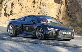 audi supercar more powerful audi r8 may have been spotted in testing the drive
