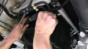 installation of a trailer wiring harness on a 2012 mercedes