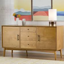 dining hutches you ll love wayfair long sideboards and buffets mid century modern sideboards buffets