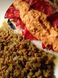 cuisiner le merluchon ma cuisinez moi merlu en écaille de chorizo et sa crème