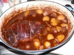 cuisiner epaule agneau gigot d agneau de 7 heures un amour de cuisine