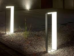 concrete bollard lighting fixtures aluminium bollard light lighting pinterest outdoor lights