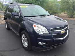 lexus for sale in tucson used 2015 chevrolet equinox lt 2lt for sale in tucson az