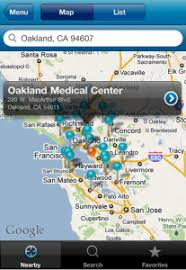 kaiser san jose facility map kaiser permanente launches iphone app mobihealthnews