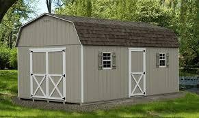 dutch barn storage sheds best in backyards