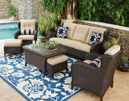 Faux Wicker Patio Sets Furniture Deep Seating Patio Furniture Lovable Deep Seating Sofa