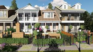 Courtyard Homes Courtyard Homes Will Have Downtown And Pascagoula Riverfront