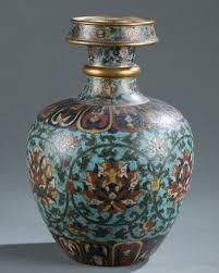 Antique Cloisonne Vases A 200 Cloisonné Chinese Vase Realizes 812 500 On Igavelauctions
