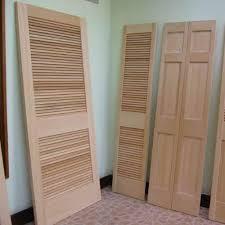 Vented Bifold Closet Doors Louvered Closet Doors Louvered Doors Room Divider Louvered