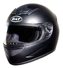 flat black motocross helmet bilt blaze helmet cycle gear