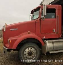 kenworth t800 for sale by owner 1989 kenworth t800 irwin oh for sale by owner heavy equipment