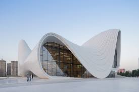six essential materials the architects that love them archdaily heydar aliyev center image iwan baan