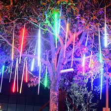 outdoor string lights rain lumiparty 30cm 50cm outdoor waterproof string lights led meteor