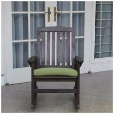 Wooden Rocking Chair Outdoor Rocking Chair Outdoor Patio Furniture Porch Rocker Deck Seat Wood