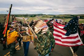 American Flag On Ground 4 Key Impacts Of The Keystone Xl And Dakota Access Pipelines