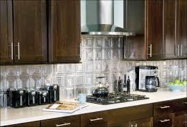 Kitchen Backsplash Peel And Stick by Kitchen Peel And Stick Glass Tile Backsplash Black Backsplash