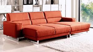 Sleeper Ottomans by Fabric Diva Sectional Sofa With Sleeper Ottoman Zuri Furniture