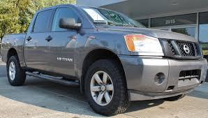 nissan titan v8 mpg pre owned 2014 nissan titan s crew cab pickup in chehalis s9850