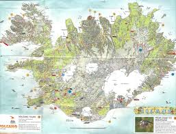 Iceland Map Location Iceland Road Trip How I Fell In Love Hello Rokas