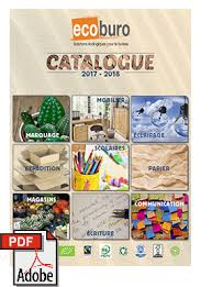 catalogue fourniture de bureau pdf catalogue ecoburo