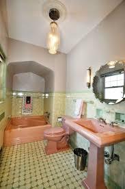 8 best vintage bathroom ideas images on pinterest bathroom ideas rookwood tile vintage bath cool sconces light thank god we don green bathroomsvintage bathroomsthank godbathroom ideas sconcestubspeachessinks1950s