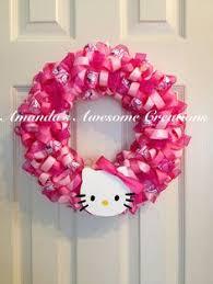 hello tulle wreath wreaths hello