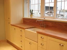 belfast sink kitchen how to install belfast sinks in oak kitchens solid wood kitchen
