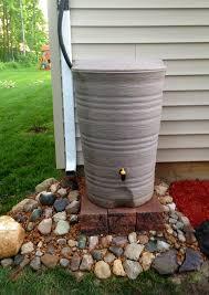 make a rain barrel stand rainbarrels pinterest rain barrel