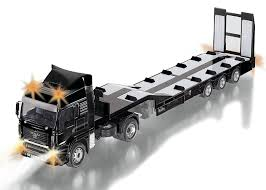 siku 1 32 r c man low loader truck bs plug amazon co uk toys
