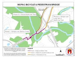 Map Of Austin Mopac Mobility Bridges Austintexas Gov The Official Website Of
