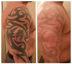 average cost of half sleeve tattoo removal 1000 geometric
