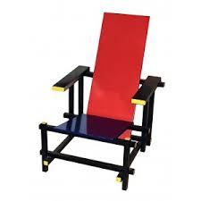 chaise rietveld la chaise et bleue de gerrit rietveld lavieenrouge