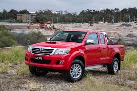toyota ups spec and price on hilux variants goauto