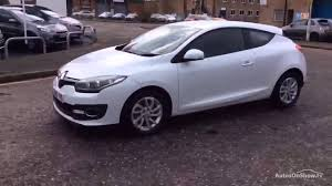 megane renault 2015 renault megane dynamique tomtom energy dci s s white 2015 youtube