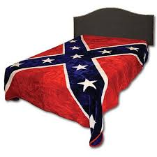 Rebel Flags Pictures Rebel Flag Print Fleece Throw Blanket